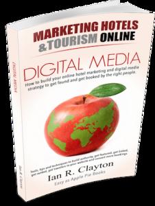 Digital Media Marketing for hotels tourism hospitality