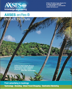 Travel Products Brochure